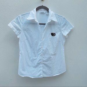 University of Alabama button down shirt small
